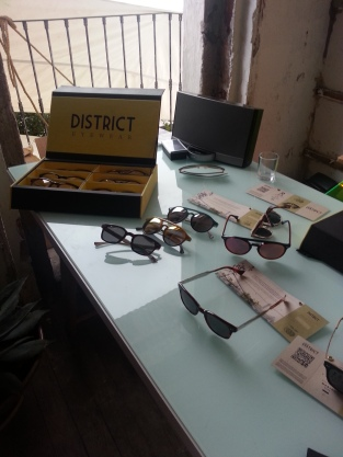 District Eyewear. @DistrictEyeWear