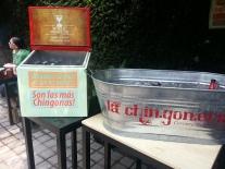 Cervezas artesanales de La Chingonería